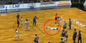 بالفيديو.. أسوأ وأعنف تدخل في القرن الـ21 بكرة القدم