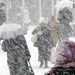 وزارة التجهيز تحذر السائقين خلال التساقطات المطرية والثلجية