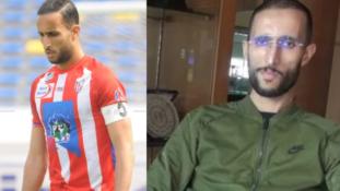 اللاعب المغربي محمد أبرهون يعاني من المرض الخبيث