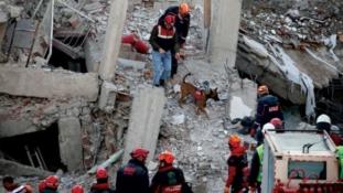 زلزال مرعب يضرب تركيا
