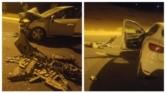 كسيدة خايبة خلفت خسائر مادية فادحة ونقل شاب في حالة خطيرة للمستعجلات
