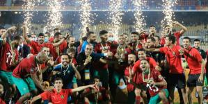 الملك يشيد بنجاحات الكرة المغربية وحضورها القوي قارياً في برقية تهنئة للأسود المحليين