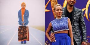 """زوجة الممثل الأمريكي """"ويل سميث"""" ترتدي الحجاب في شهر رمضان"""